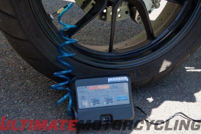 Top 10 des pneus de motocyclette par temps chaud