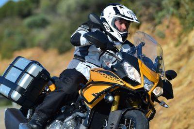 Conseils de motocyclisme par temps chaud