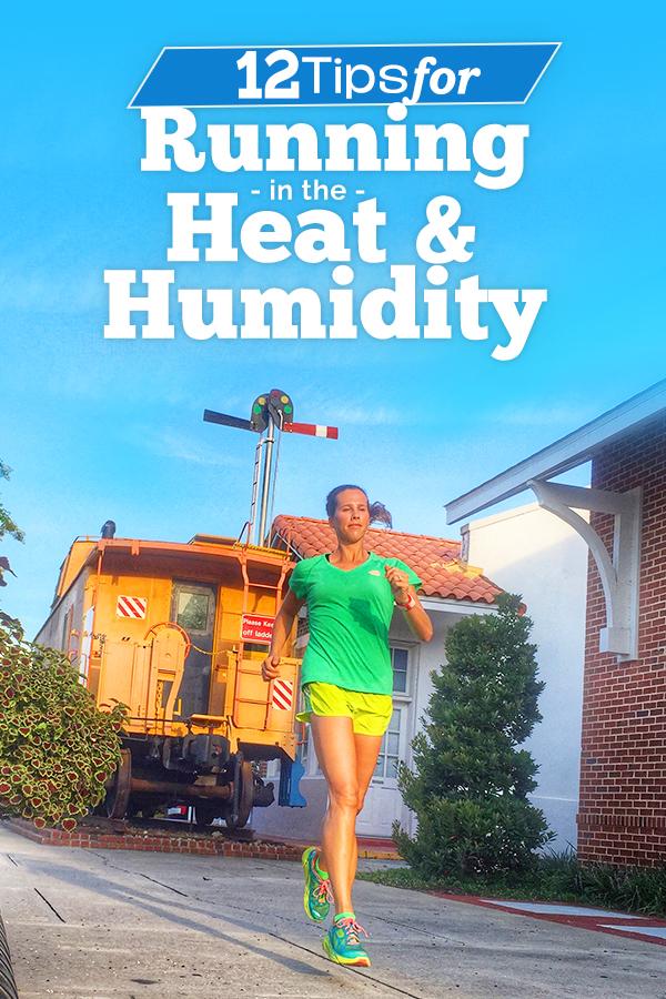 12 astuces pour courir dans la chaleur et l'humidité - plus comment embrasser mentalement la lutte