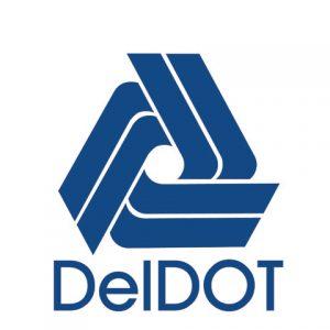 Photo de DelDOT (Delaware Department of Transportation) Logo