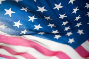 Photo du drapeau américain