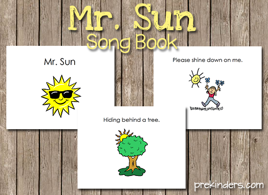 M. Sun Song Book