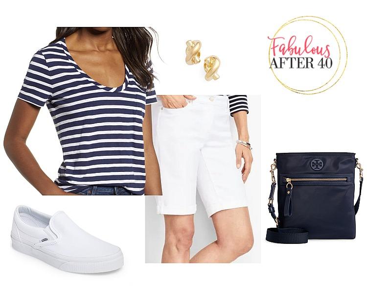 Short - Bermuda Blanc