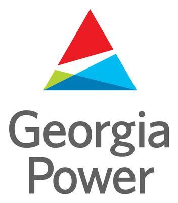 Logo Georgia Power. (PRNewsFoto / Georgia Power)