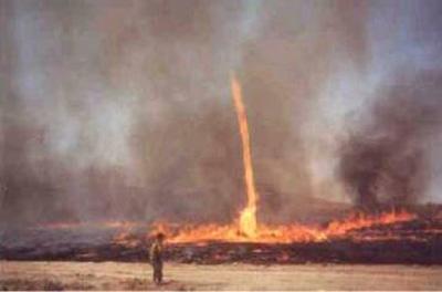 Tourbillon de feu