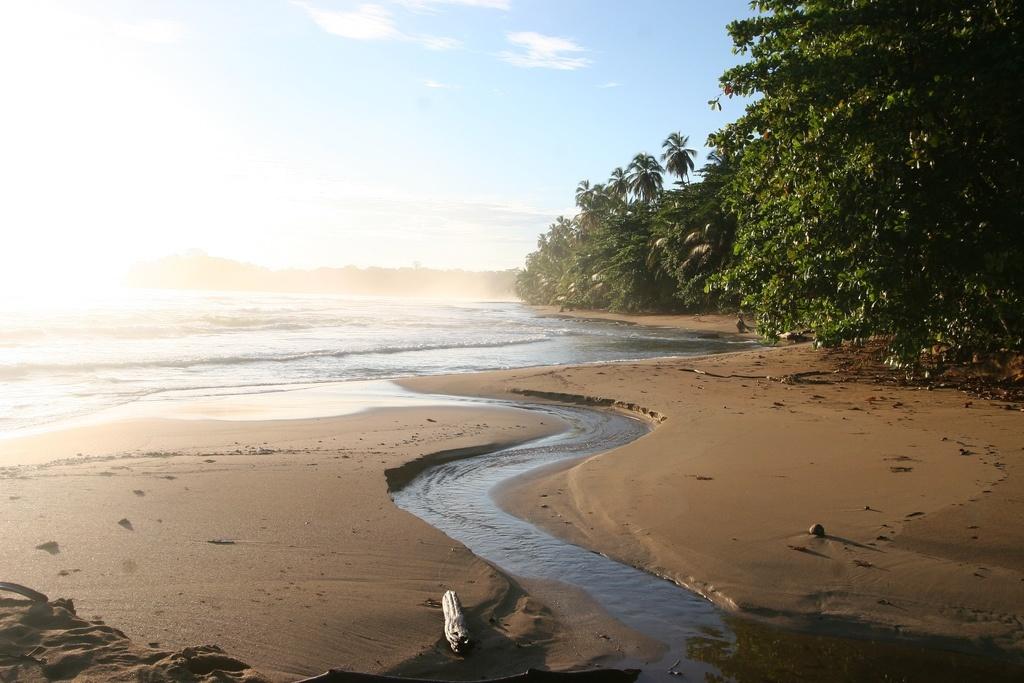 costa rica belle plage