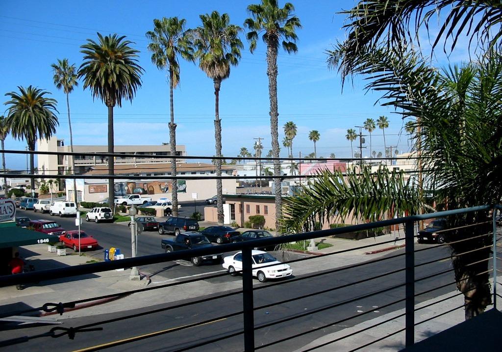 San Diego et son temps ensoleillé