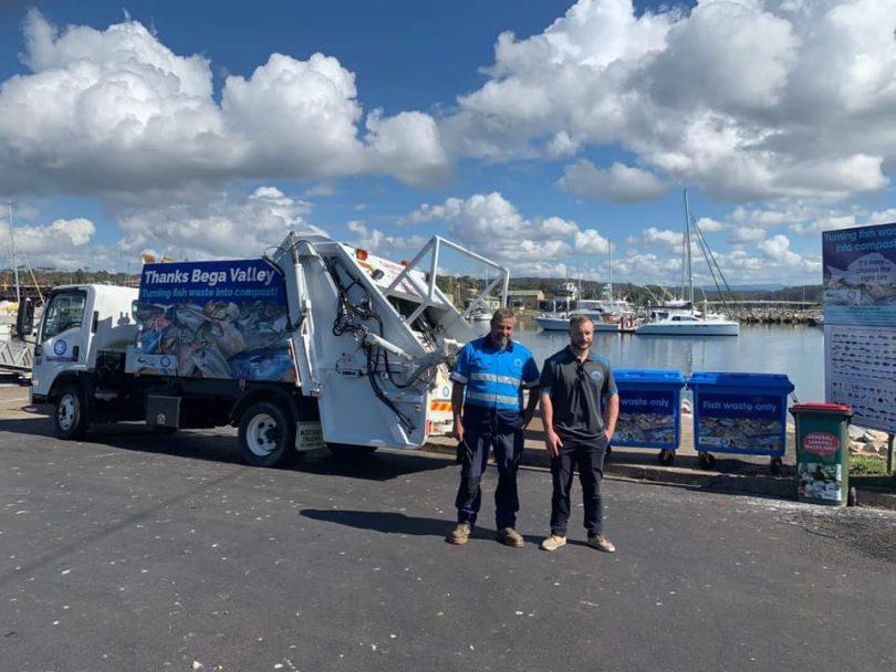 Tim et Kyran Crane, Ocean2earth. Photo: Ocean2earth Facebook.