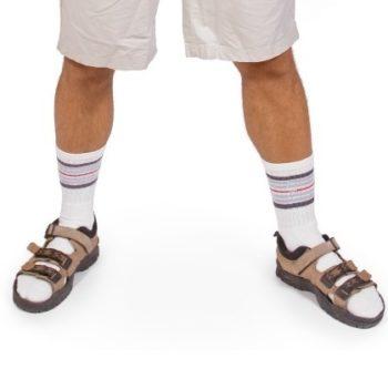 sandales-à-chaussettes