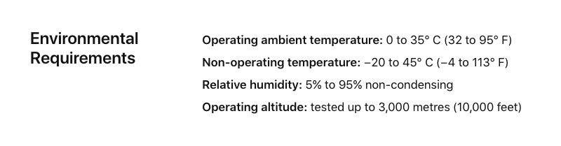 Comment refroidir un iPhone chaud: exigences environnementales