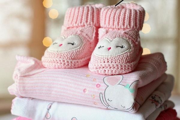 tissu en tissu bébé