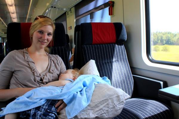 Conseils de voyage pour bébé