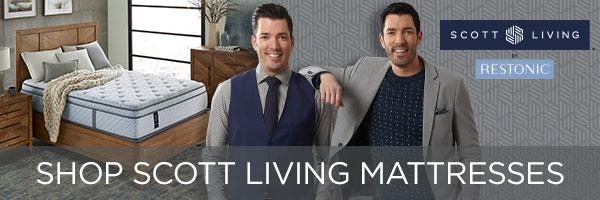 Matelas Scott Living