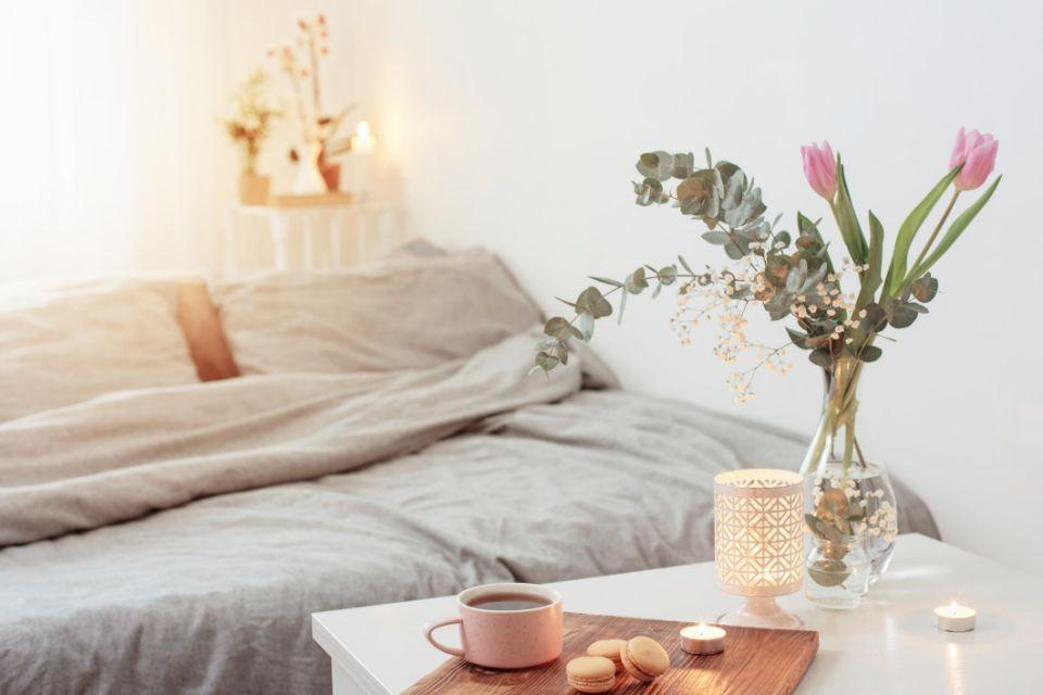 Préparez votre chambre pour une nuit de sommeil parfaite. (Getty Images)