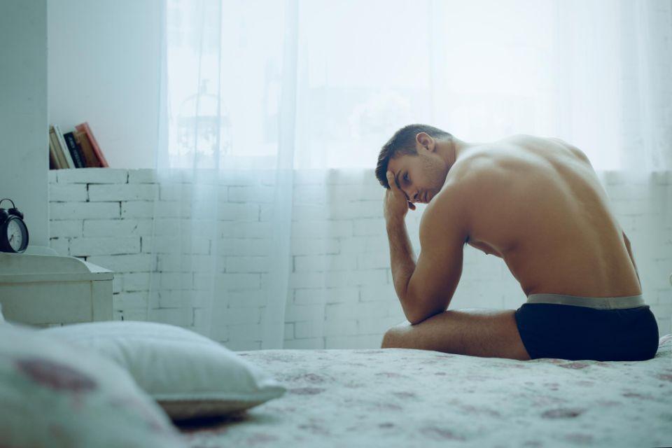 La chaleur peut entraîner des nuits agitées. (Getty Images)