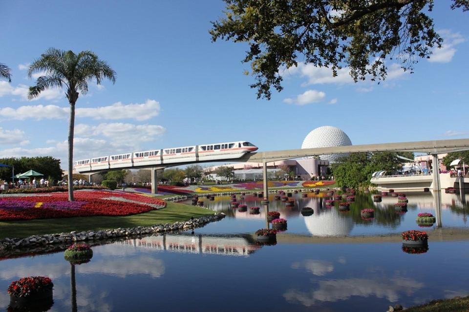 Monorail Disney World